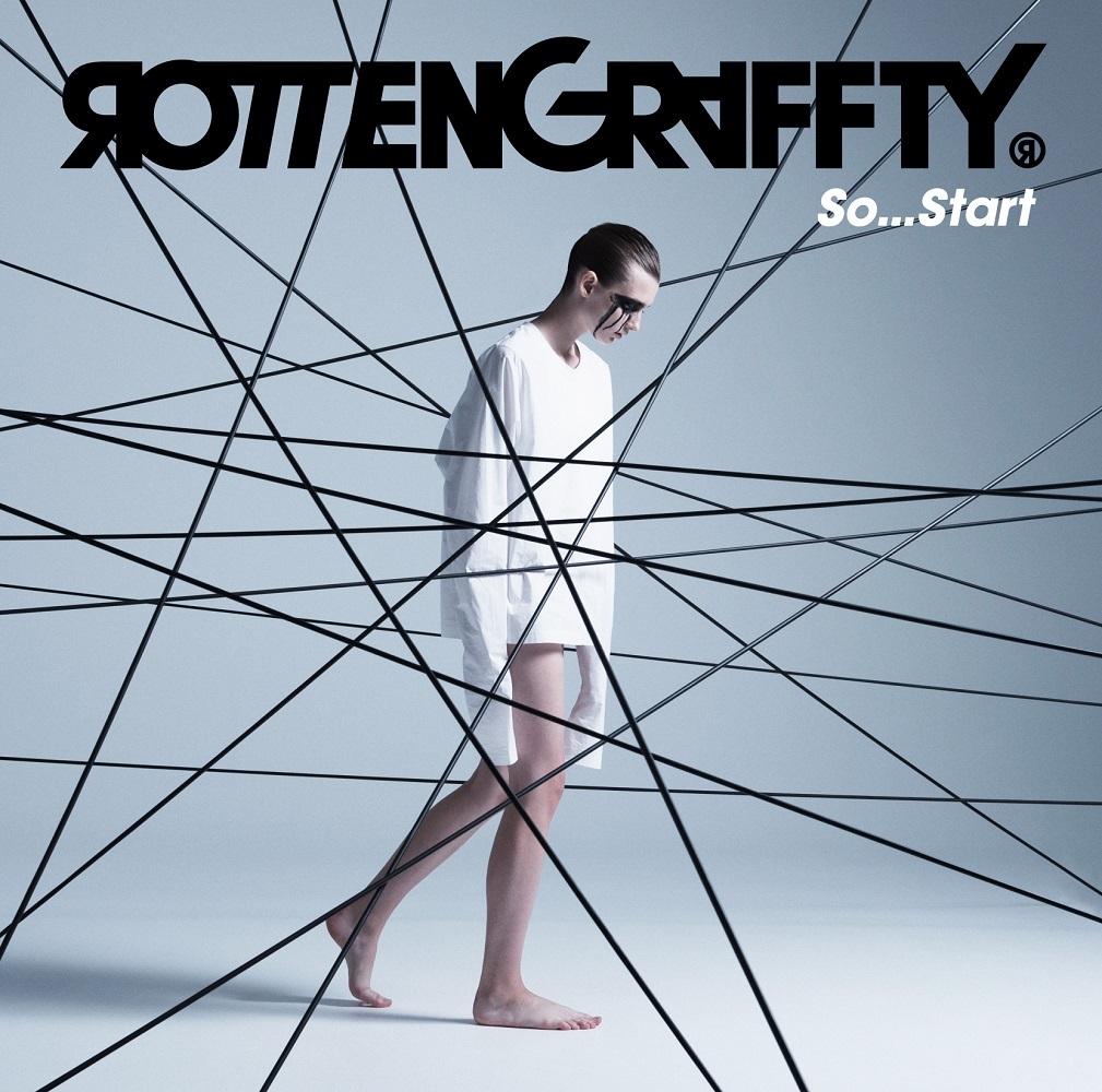 ROTTENGRAFFTY / So...Start(初回限定盤)