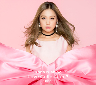 『Love Collection 2 ~pink~』初回生産限定盤