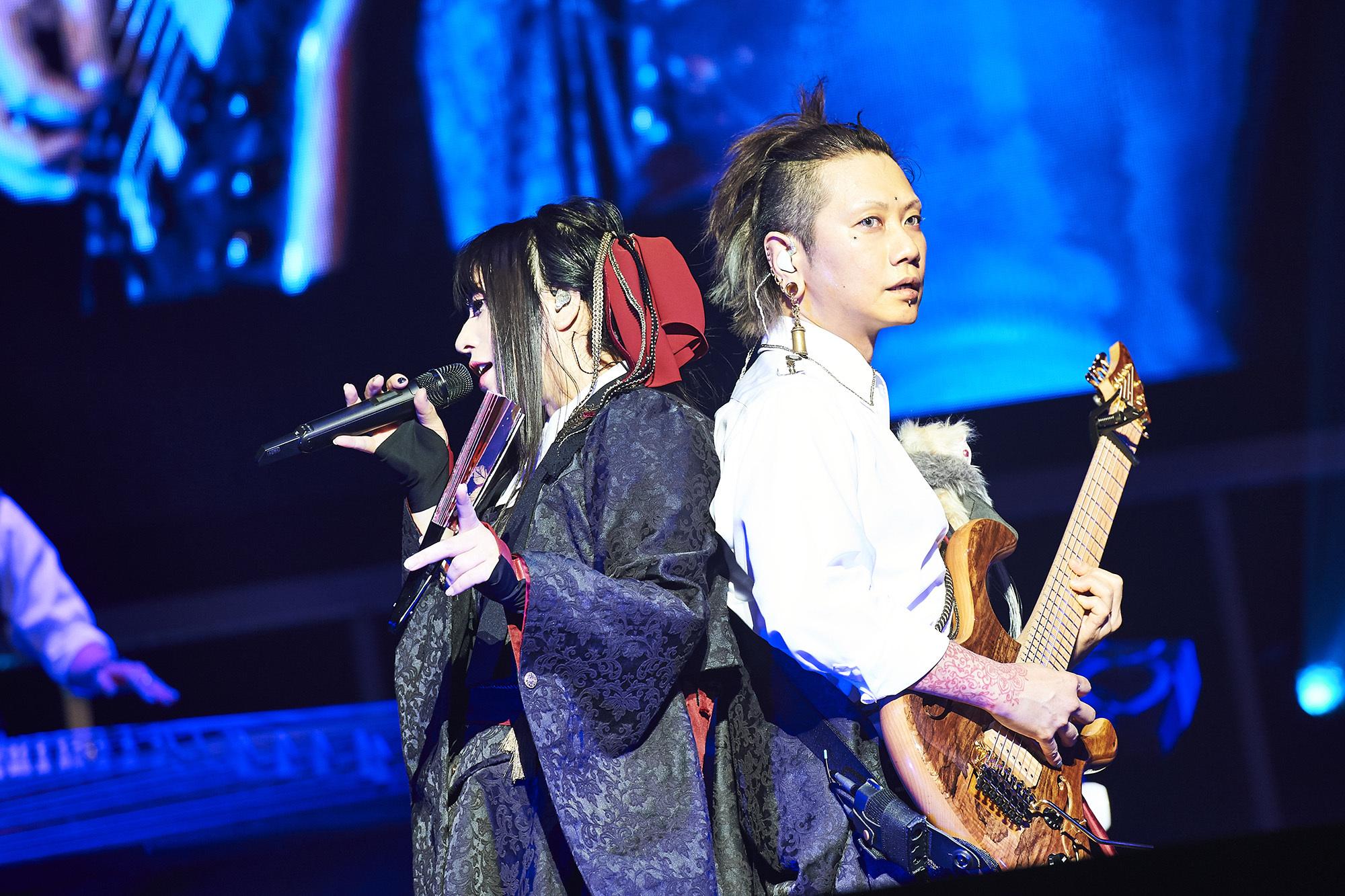 和楽器バンド 撮影=KEIKO TANABE
