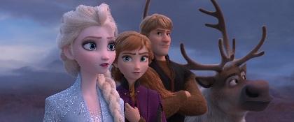 『アナと雪の女王2』国内興収がディズニー・アニメ史上最速で60億円を突破 世界興収は1,000億円目前