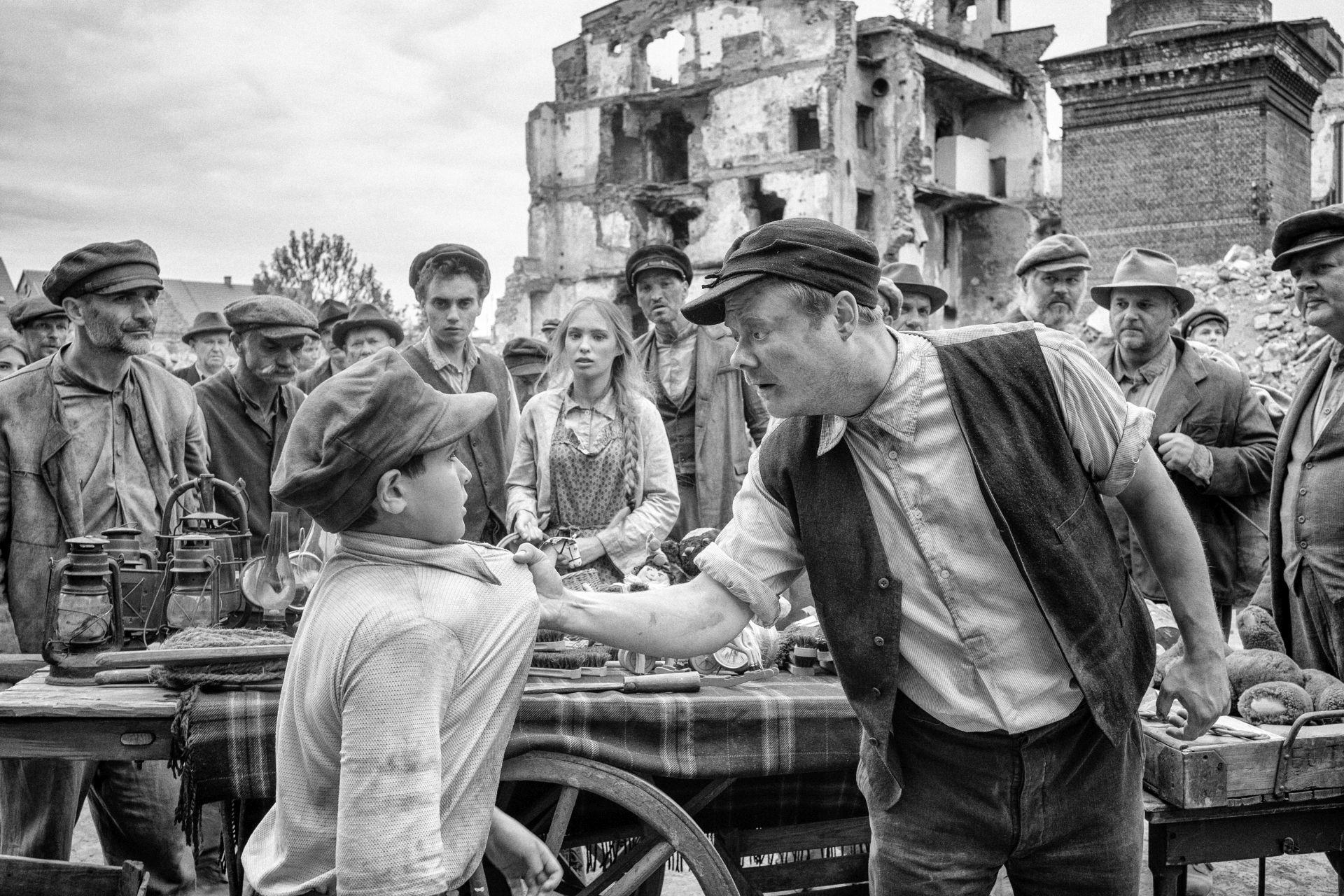 (C)2019 ALL RIGHTS RESERVED SILVER SCREEN ČESKÁ TELEVIZE EDUARD &  MILADA KUCERA DIRECTORY FILMS ROZHLAS A TELEVÍZIA SLOVENSKA CERTICON GROUP INNOGY PUBRES RICHARD KAUCKÝ