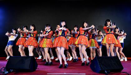 阿部マリア「準備万端。いざ出陣!」AKB48 Team TP、第1期生メンバーお披露目