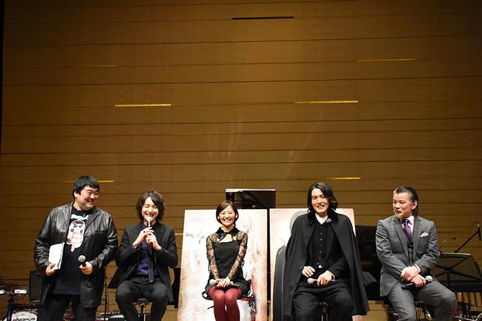 (左から)須藤公一、細貝圭、佃井皆美、蕨野友也、山本亨