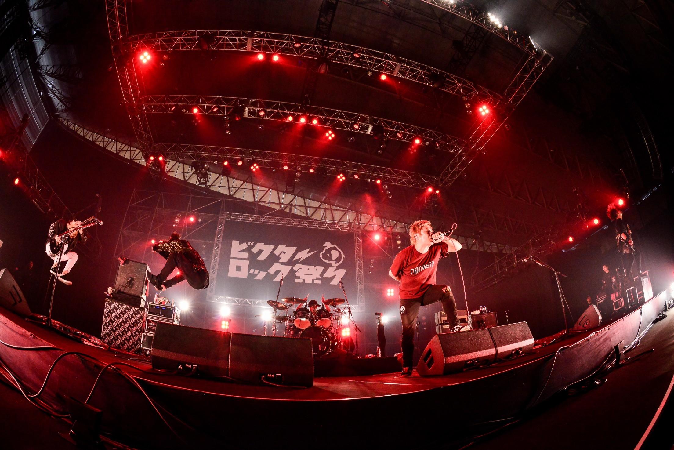 ROTTENGRAFFTY Photo by Rui Hashimoto(SOUND SHOOTER)