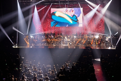 『ワールドトリガー THE MUSIC EXPO』 村中知+田村奈央の生アフレコ 川井憲次生演奏 オフィシャルレポート