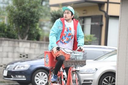King Gnu井口理がTBS金曜ドラマ『MIU404』の第7話にゲスト出演「すごく緊張したけれど自然に演じられたと思う」