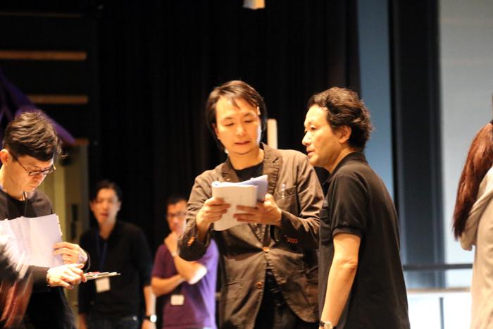 白井晃、長塚圭史/KAAT神奈川芸術劇場プロデュース「夢の劇 -ドリーム・プレイ-」