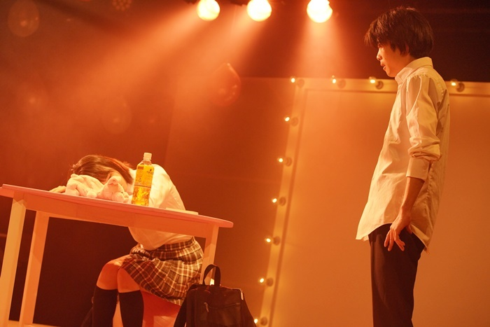 匿名劇壇『ときめく医学』(2020年)より。 [撮影]堀川高志(kutowans studio)