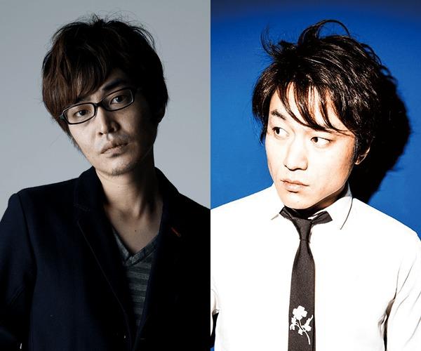 FM802のDJ、西田新と飯室大吾(2月11日出演)