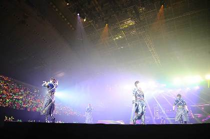 浦島坂田船 幕張で幕を閉じた夏ツアー・ファイナル公演をレポート