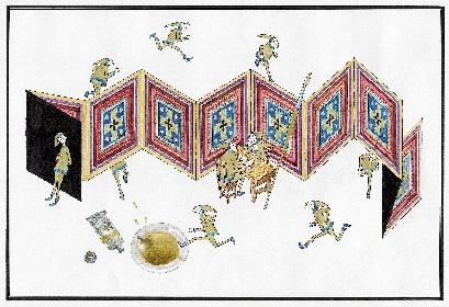 『安野光雅展』があべのハルカス美術館で開催 ユーモアと不思議にあふれた安野ワールドを紹介