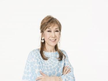 髙橋真梨子 デビュー45周年で歌い上げる新たな大人のバラード「雲母の波」をテレビ初披露