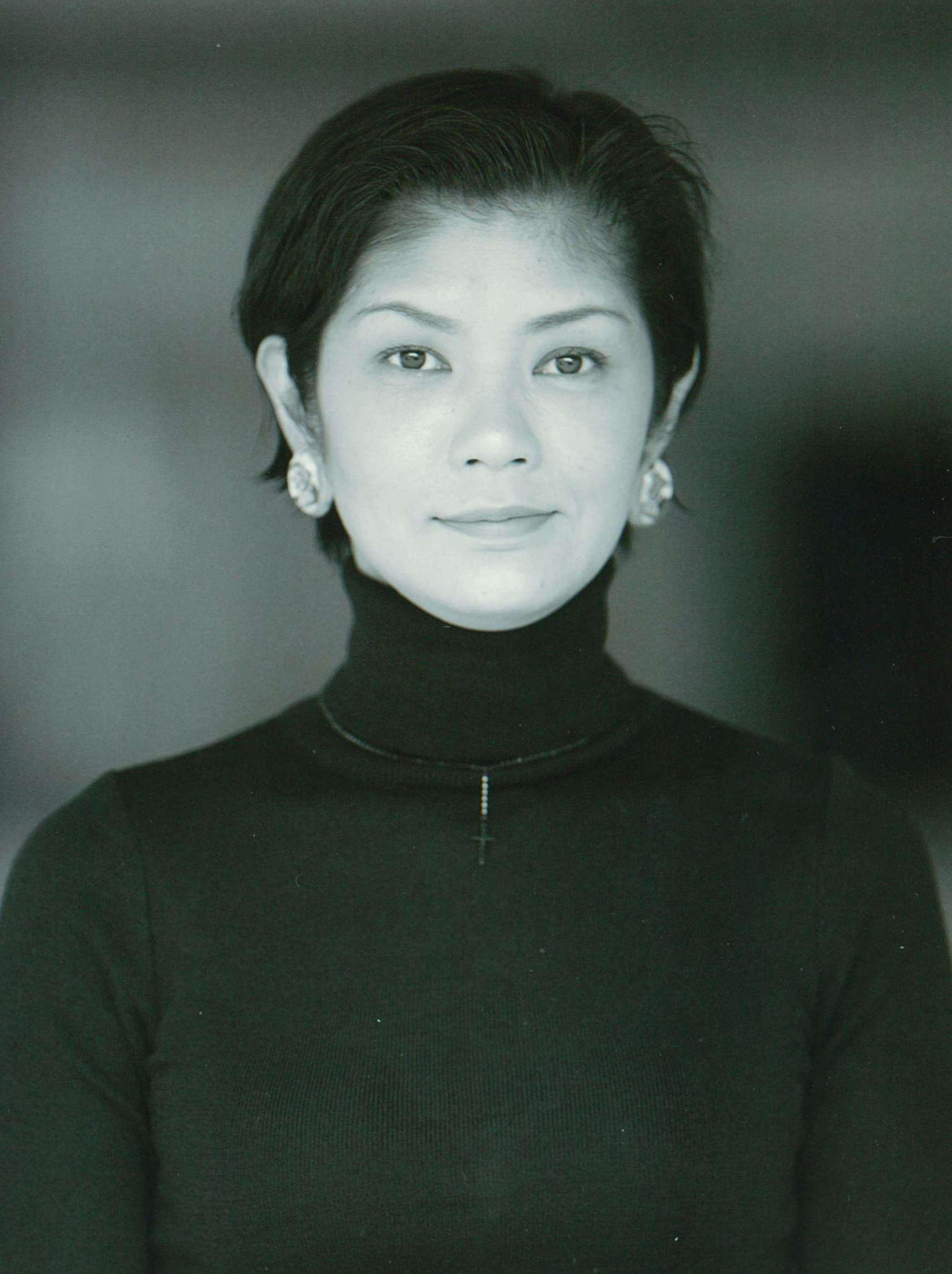 前田文子さん