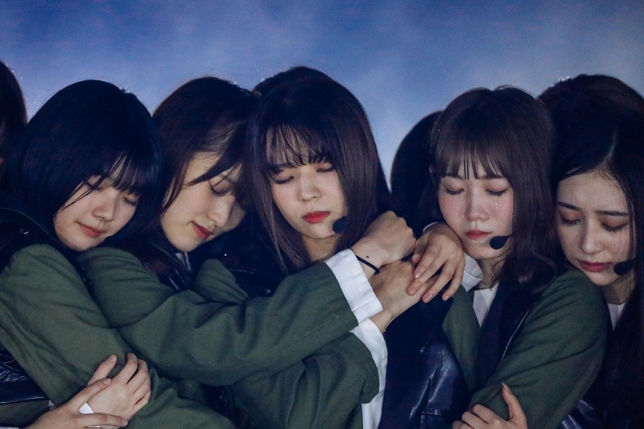 欅 坂 46 ラスト シングル