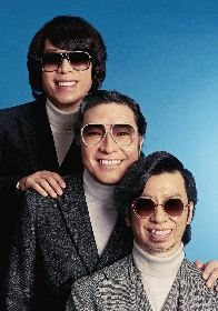ウルフルズ 初のLINE LIVE生配信が決定、3人で生演奏も披露