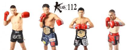 チャンピオンに大接近!『Krush.112』でK-1ファイターのサイン会開催