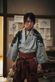 横山裕が葛飾北斎を演じる、舞台『北齋漫畫』の上演が決定 佐藤江梨子、木村了、渡辺いっけい共演