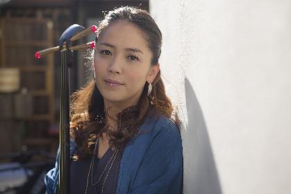 元ちとせ 奄美シマ歌集に民謡クルセイダーズが参加、ジャケットには日本画家・田中一村の作品を使用