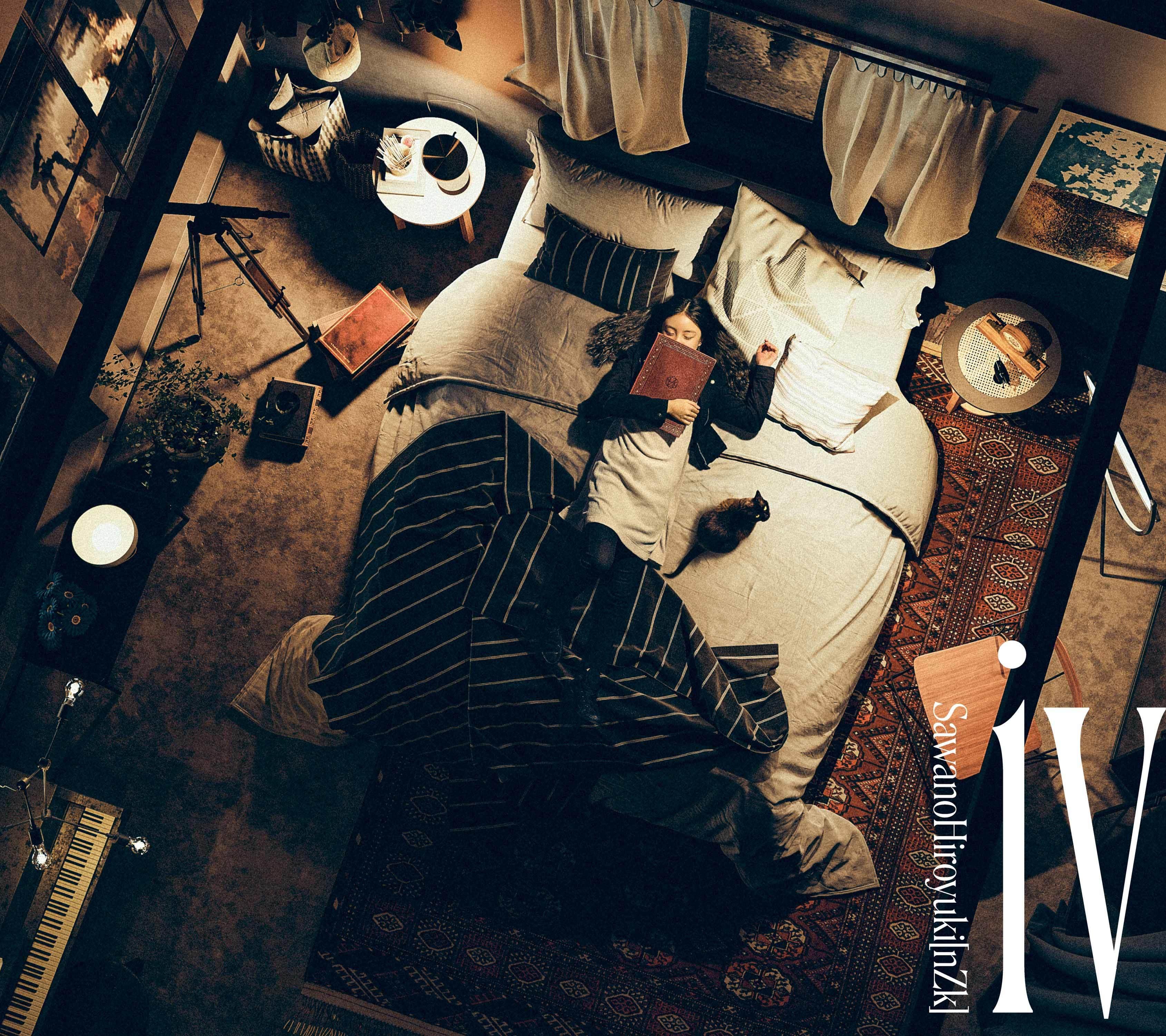 オリジナルアルバム『iv』