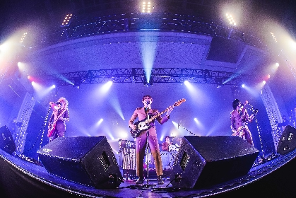 THE BAWDIES『START UP!!-ロックの春2021-』ライブレポートーー転がり続けてきたロックの結晶に、心の大合唱