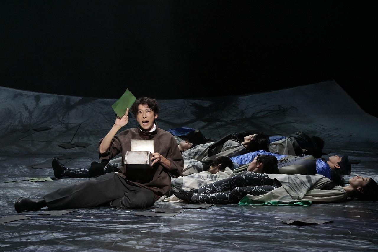 NODA・MAP第24回公演『フェイクスピア』