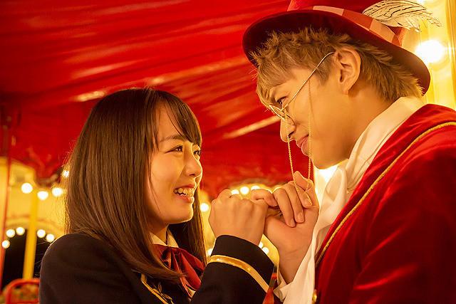 映画『明治東亰恋伽』 (C)MAGES./LOVE&ART(C)ドラマ/映画「明治東亰恋伽」製作委員会