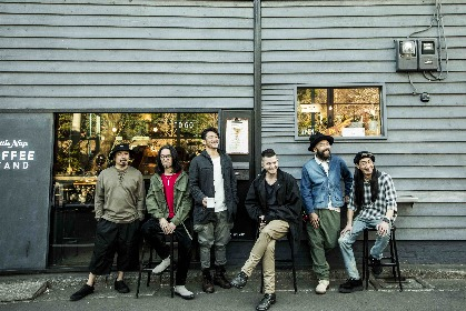 OAU、ニューアルバム『OAU』レコ発の追加ホールツアーが決定