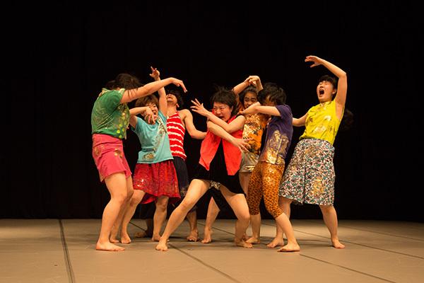 『ベートーヴェン 交響曲第9番 全楽章を踊る』試演会 (C)igaki photo studio
