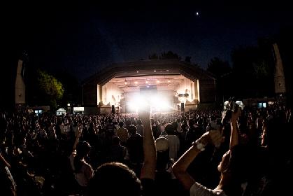 大阪城野音で迎えた音楽の夏『MORNING RIVER SUMMIT 2016』をレポート