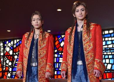 山崎育三郎&古川雄大「お互いを高めあえた」 ミュージカル 『モーツァルト!』開幕直前取材レポート