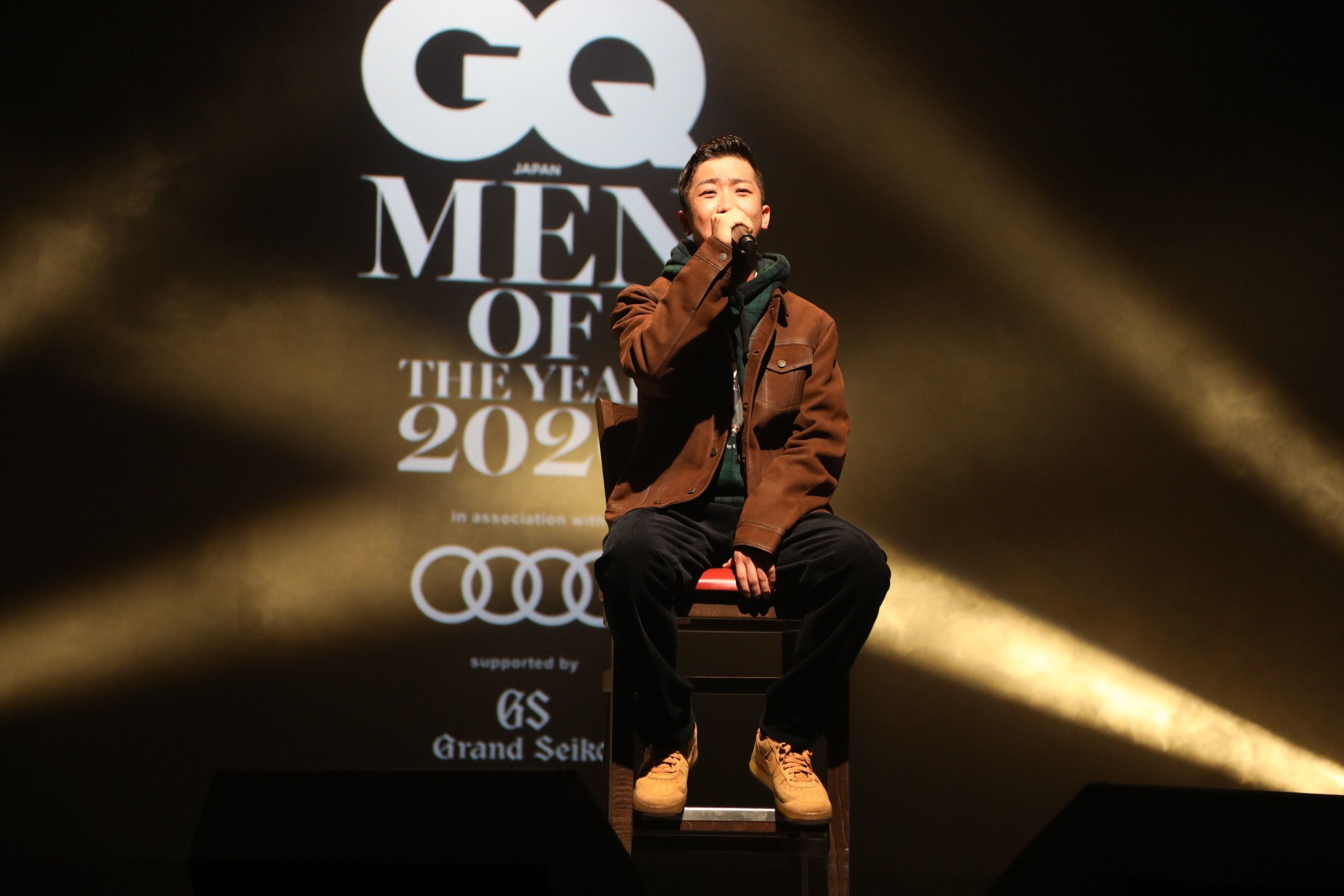 「GQ MEN OF THE YEAR 2020」 Photographed by Maciej Kucia @ AVGVST(C) 2020 CONDÉ NAST JAPAN. All rights reserved.
