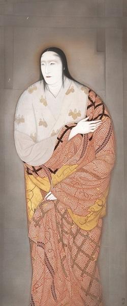 ≪淀君≫大正9年(1920) 耕三寺博物館