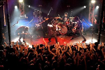 Waive 13年ぶり全国ツアー開幕、新元号最初の日の追加公演も決定