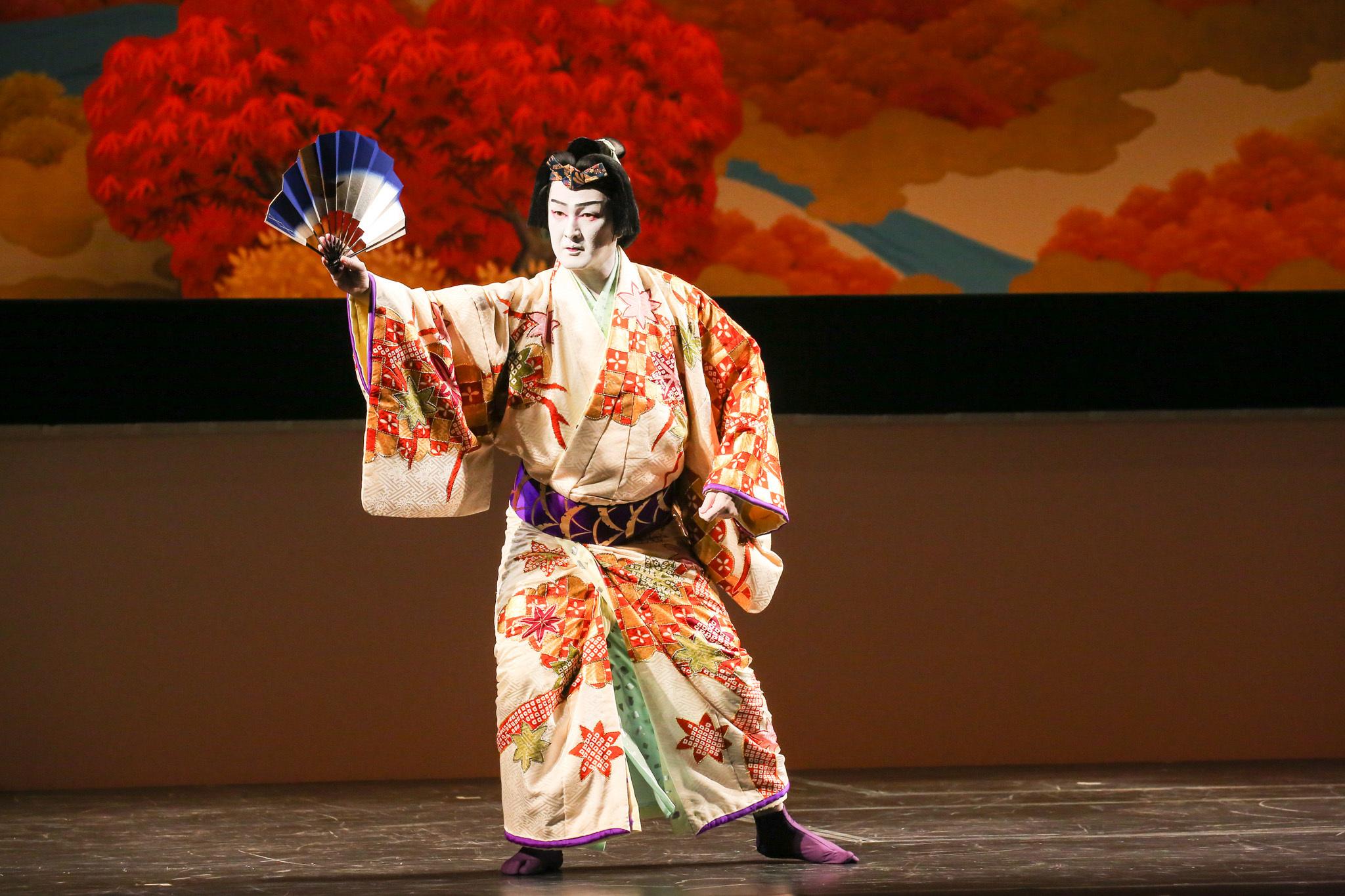 『當世流歌舞伎踊』  (C)NTT・松竹P/(C)超歌舞伎