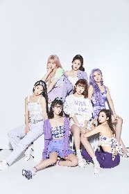 OH MY GIRL 韓国で8冠達成のヒット曲「Nonstop」日本語ver.配信開始、日本オリジナル曲含む3ヶ月連続配信決定
