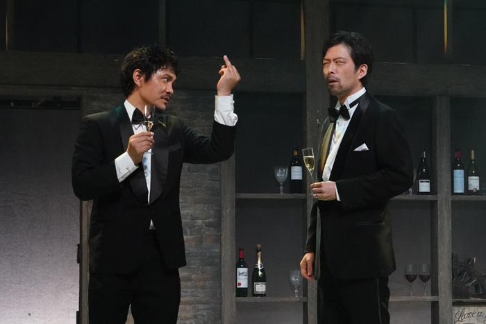 舞台『サイドウェイ』 (撮影:岩田えり)