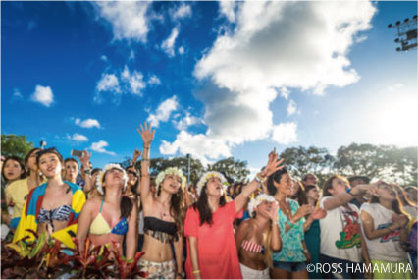 アップアップガールズ(仮)やBrand New Vibeが参加『ホノルル駅伝&音楽フェス2016』開催決定