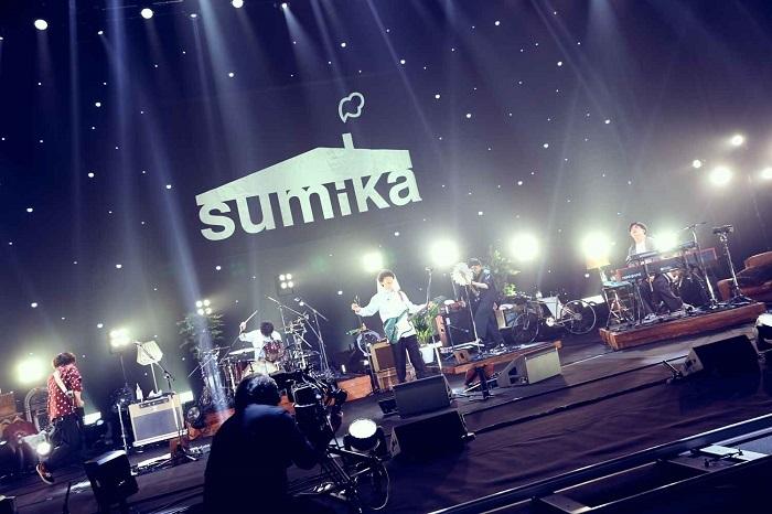 『sumika Free Online Live at さいたまスーパーアリーナ』より (C)後藤壮太郎