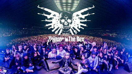"HYDE、Kenら出演 MUCC Presents『Trigger In The Box』をYouTube&ニコニコ動画にて""エアフェス形式""で同時配信決定"