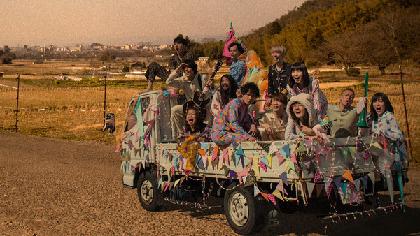 悪い芝居が新作本公演『メロメロたち』を7月に大阪と東京で上演!