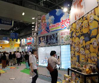 ウルトラマン・戦隊にライダー・ゾイドにシンカリオン! 秋の新番組ホビーも一足先に公開! 東京おもちゃショー2018 レポート
