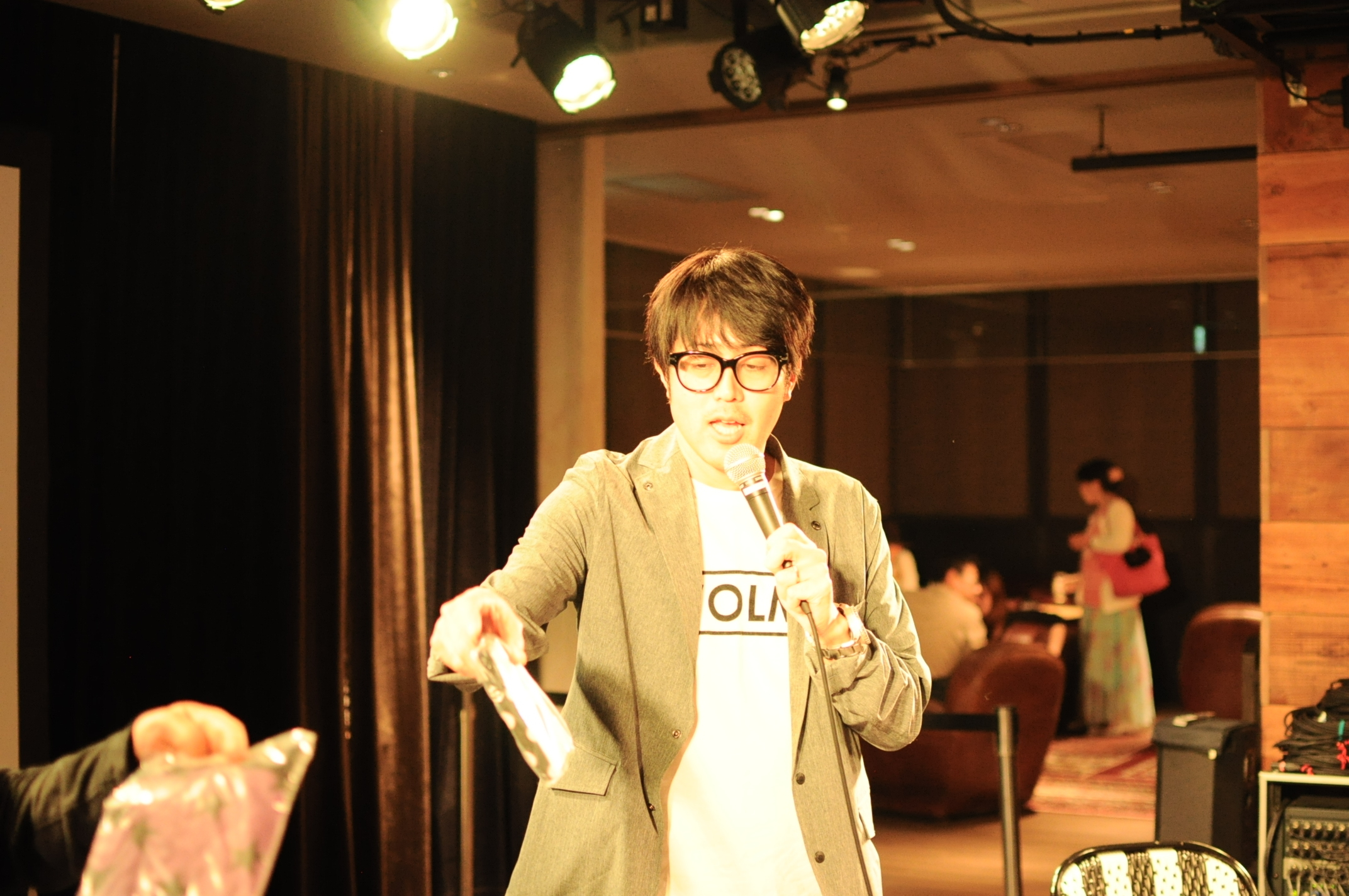 河津知典  Photo by Taiyo Kazama