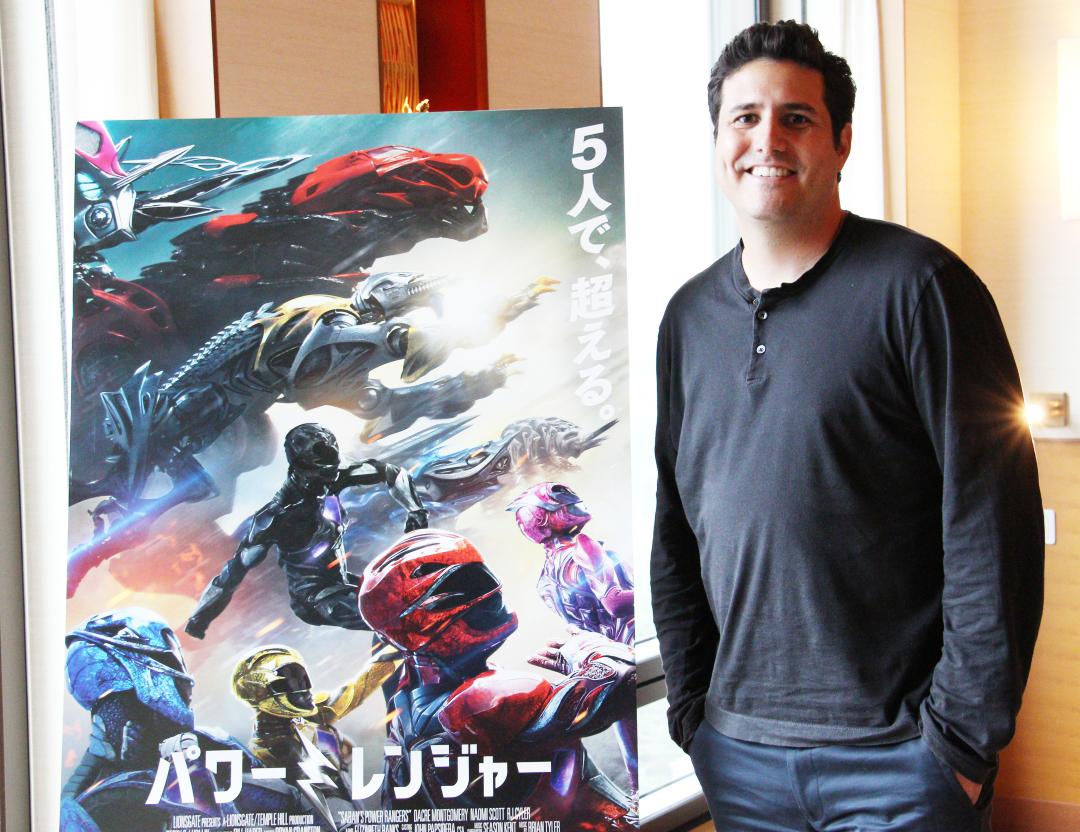 『パワーレンジャー』ディーン・イズラライト監督