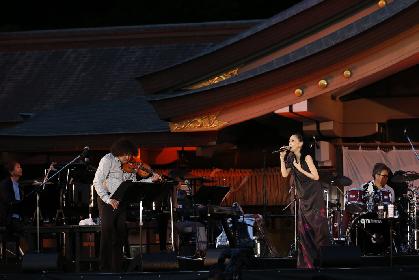 中島美嘉との13年ぶりの共演に葉加瀬太郎が歓喜 『福岡音楽祭 ONKEI 2017』レポート