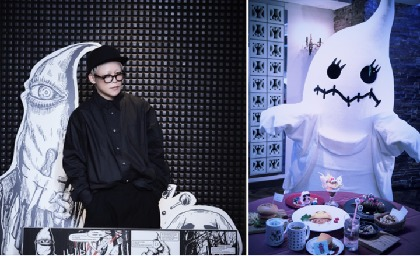DIR EN GREY、sukekiyoの京プロデュース「ゼメキスカフェ」が大阪に登場