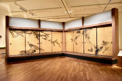 『円山応挙から近代京都画壇へ』展レポート 応挙晩年の傑作《松に孔雀図》含む、約100件の名品が集結!