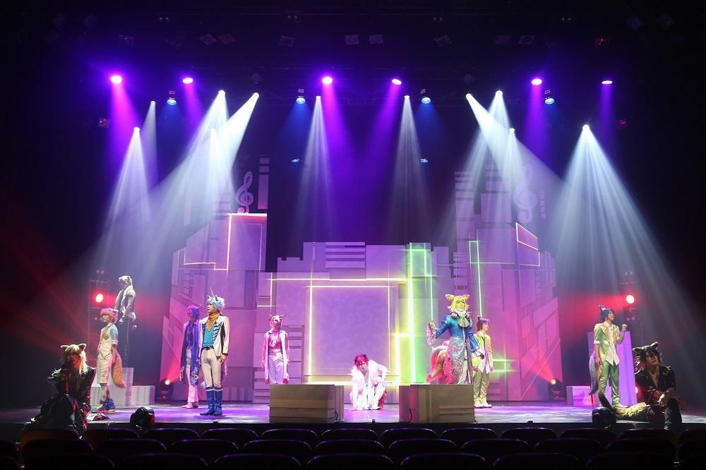 Live Musical「SHOW BY ROCK!!」-狂騒のBloodyLabyrinth- (C)2012, 2018 SANRIO CO., LTD. SHOWBYROCK!! 製作委員会#