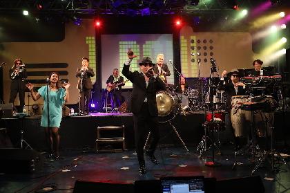 クレイジーケンバンド、初の電子チケット制による生配信ライブを実施 横山剣「音楽やっててよかった」