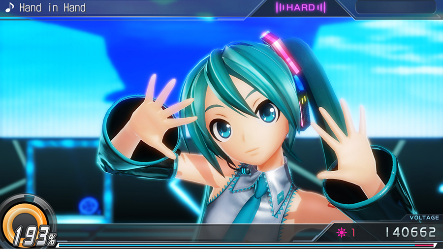 (C) SEGA / (C) Crypton Future Media, INC.