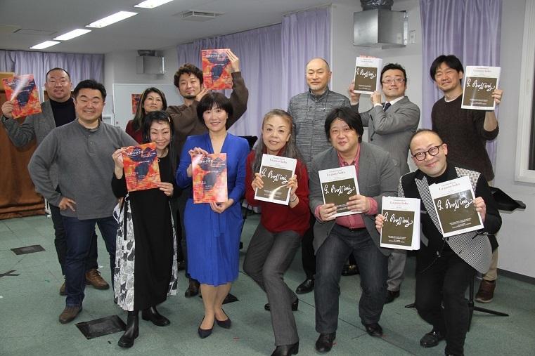 ロッシーニ作曲 歌劇「泥棒かささぎ」園田隆一郎指揮、豪華キャストでお届けします!  (C)H.isojima
